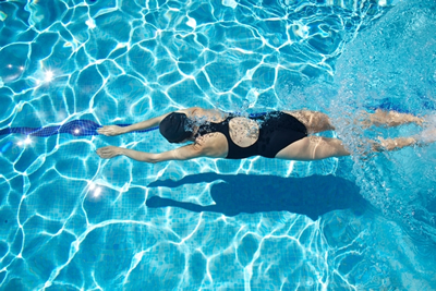 Swimming & Exercise at an Arthritis Health Retreat