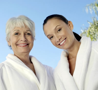 Ultimate Mother-Daughter Spa Day