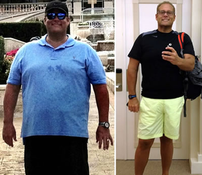 Healthy Weight Loss Success Story