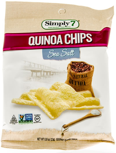 Food Trend: Highly Processed Quinoa Products