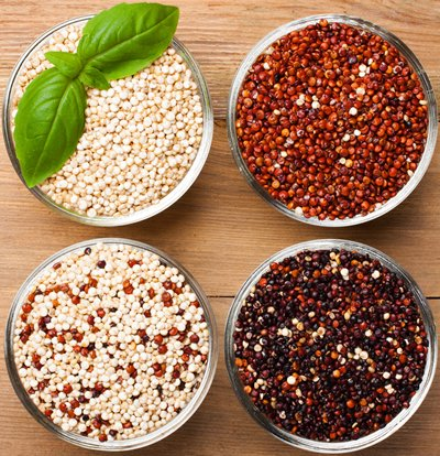 Health Benefits of Quinoa by Type