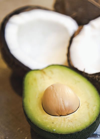 Better Fruits: Avocados and Coconuts