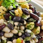 Beans are better for weight loss than meat
