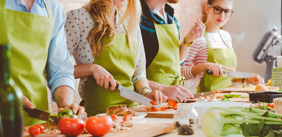 Pritikin Events: Learn to cook like a pro