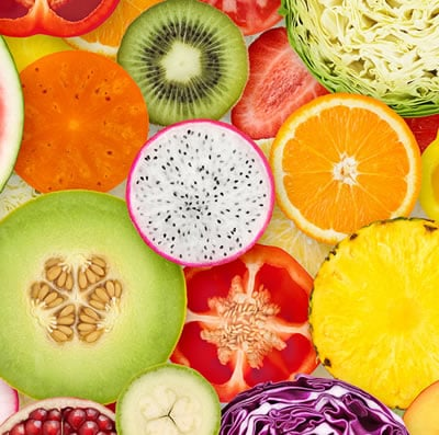 More on Fruits and Veggies