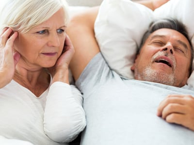Symptom of OSA and Sleep Apnea