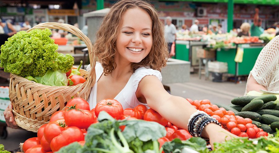 Grocery Shopping List for Weight Loss