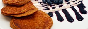 Healthy Sweet Potato Pancakes Recipe