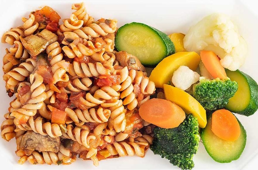 Tuscan Vegetable Pasta with Mixed Vegetable – Click Here for More Details