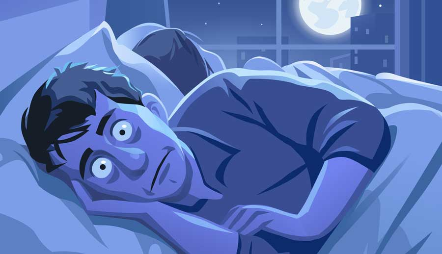 Learn About the Reasons You Can't Sleep