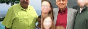 Before & After Photos of Barry's 100 Pound Weight Loss