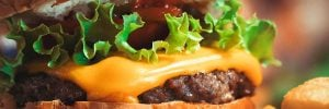 Healthy Plant-Based Burgers