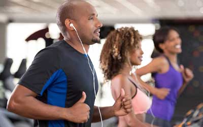 The Pritikin Fitness Camp's Cardiovascular Conditioning Program
