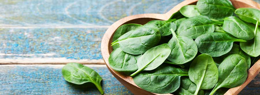 Eat Spinach When Your Stressed