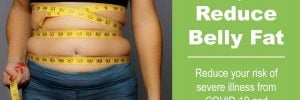 Belly Fat and Covid-19