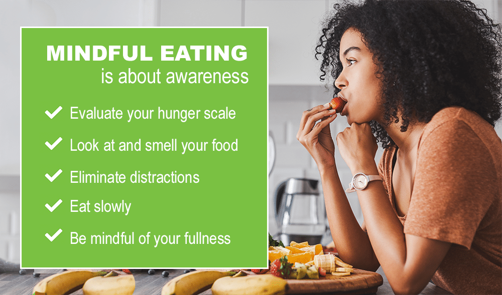 How to Eat Mindfully and Lose Weight